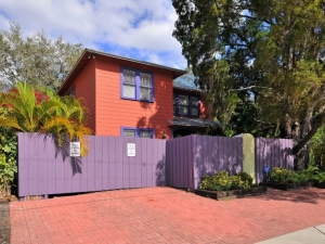 The Studio and Carriage House - 1947 Morrill St., Sarasota, FL. 34236